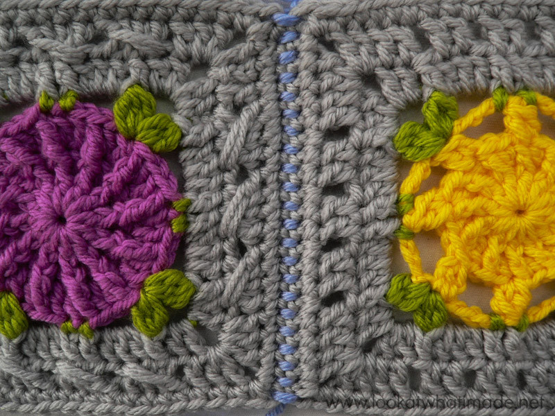 Joining Crochet Squares Part 3 5 Different Ways to Join