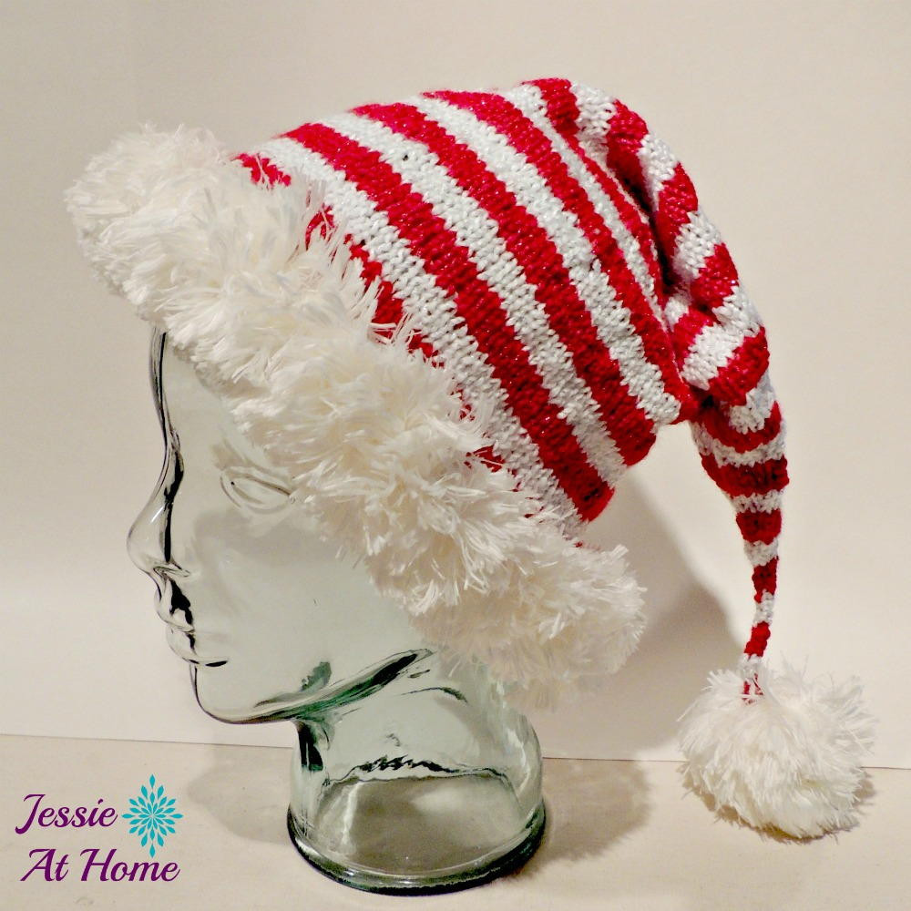 Beautiful Jolly Elf Hat Knitted Christmas Hats Of Adorable 50 Models Knitted Christmas Hats