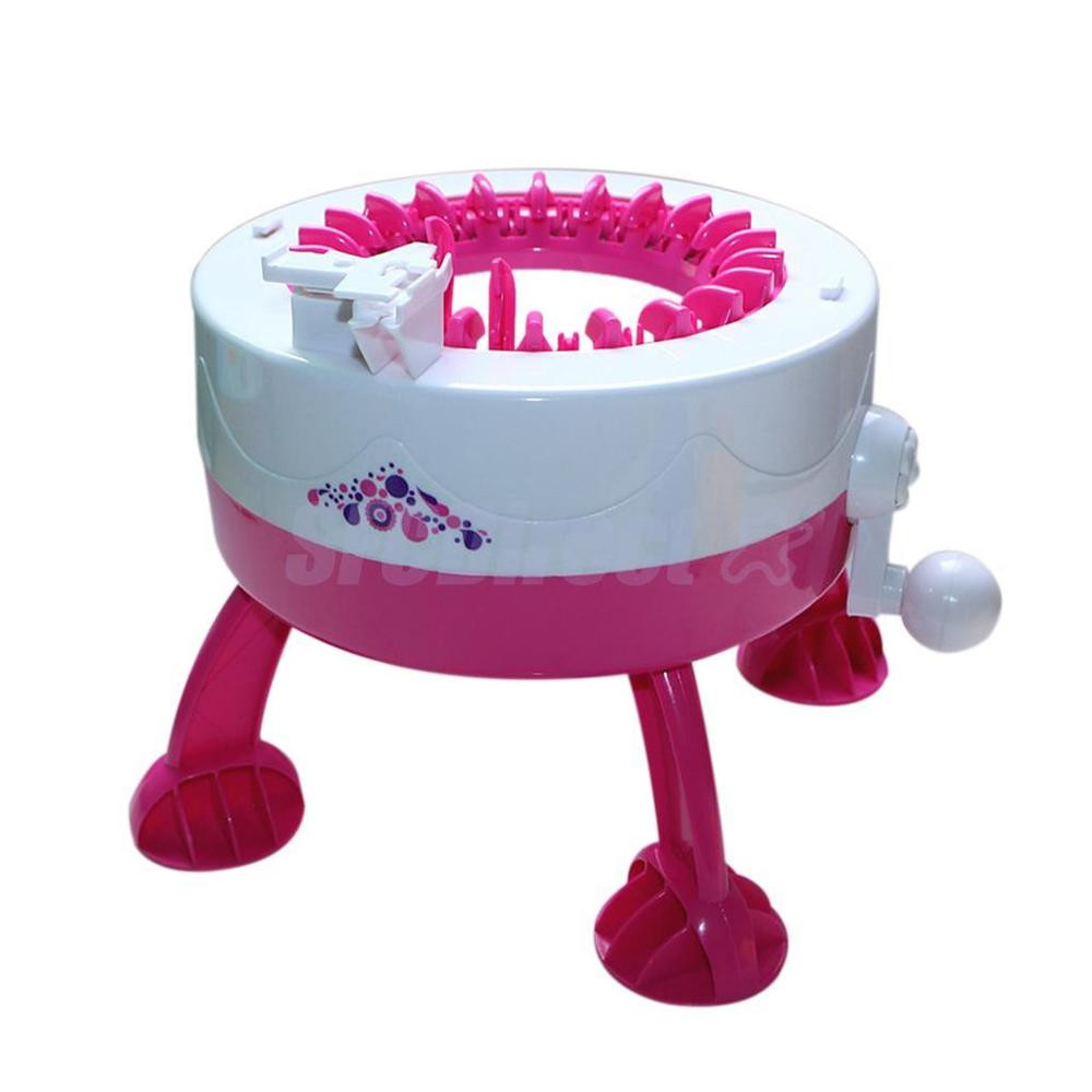 Beautiful Kids Loom Knitting Machine Weaver Maker Penguin Scarf Hat Loom Knitting Machine Of Gorgeous 41 Photos Loom Knitting Machine