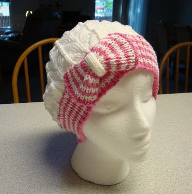 Beautiful Kim S Knitting Korner Cutest Hat Ever Bow Tie Cloche Knitted Chemo Hats Of Incredible 50 Models Knitted Chemo Hats