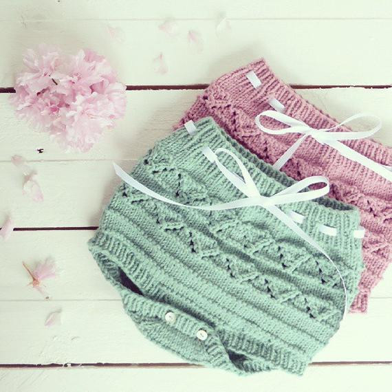 Beautiful Knit Baby Diaper Cover Baby Bloomers Newborn Shorts Baby Knit Baby Pants Of Attractive 44 Pics Knit Baby Pants