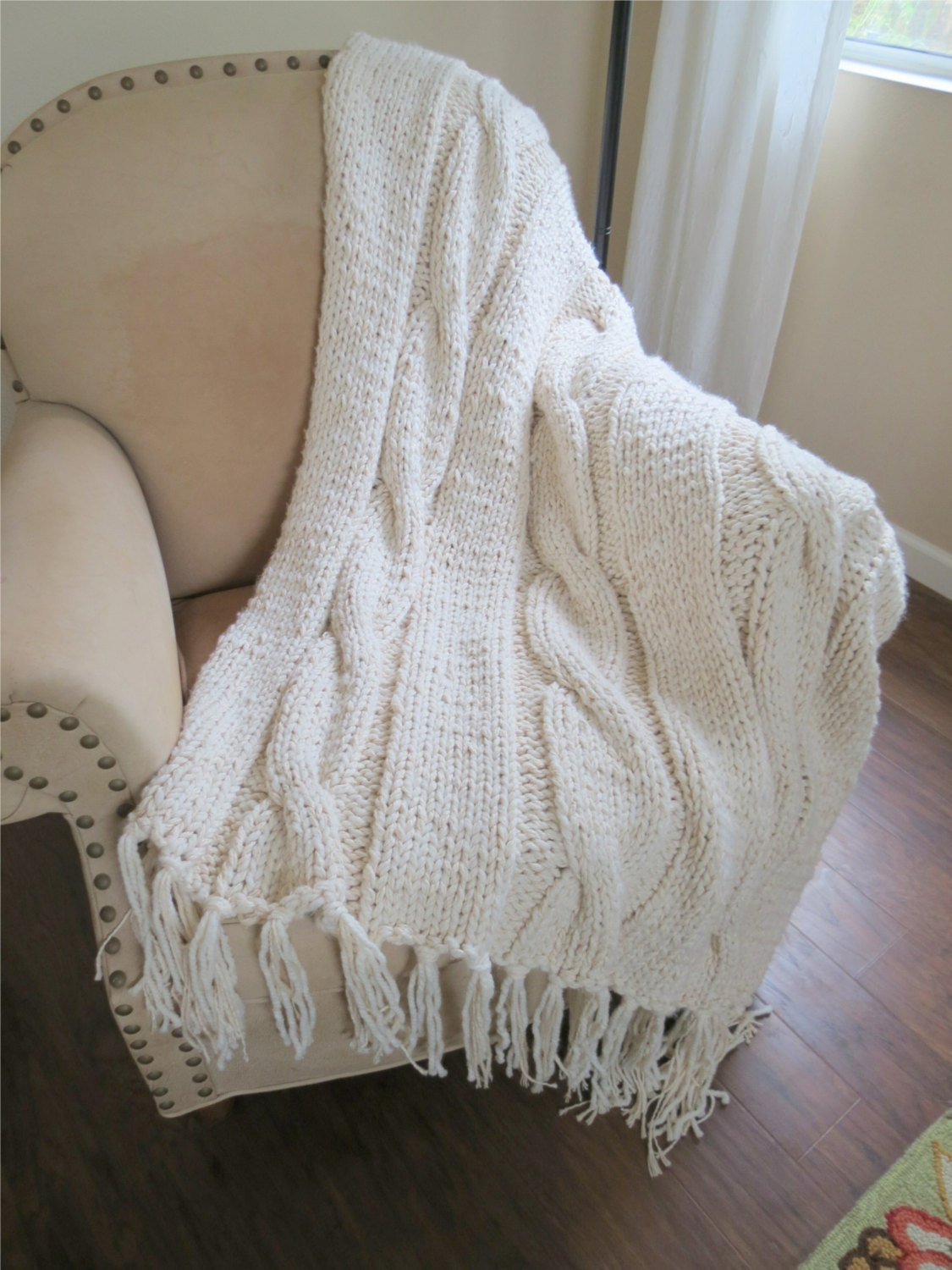 Beautiful Knit Blanket Pattern Chunky Blanket Pattern Chunky Knit Chunky Knit Of Incredible 50 Pictures Chunky Knit