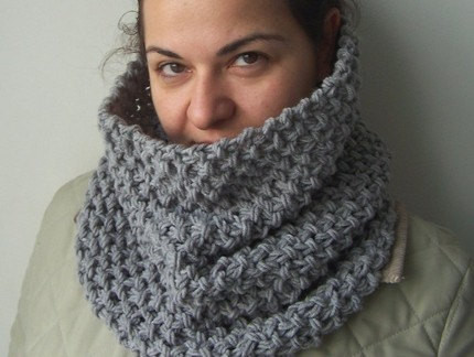 Beautiful Knit Cowl Pattern Knitted Cowl Of Brilliant 41 Models Knitted Cowl