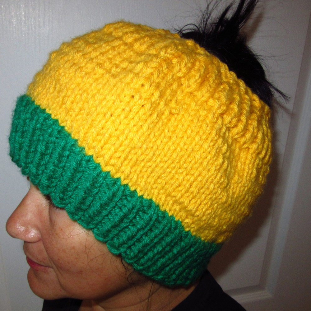 Beautiful Knit Pattern for Big Hair Ponytail Hat Runners Hat Afro Puff Ponytail Knit Hat Of Top 46 Pictures Ponytail Knit Hat
