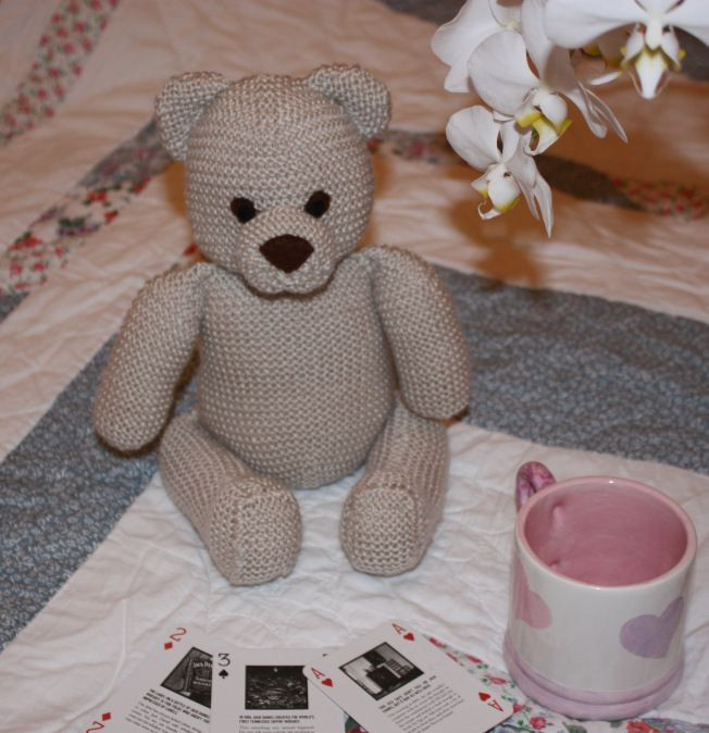 Beautiful Knit Teddy Bear Knit Crochet Knitted Teddy Bear Of Amazing 45 Ideas Knitted Teddy Bear