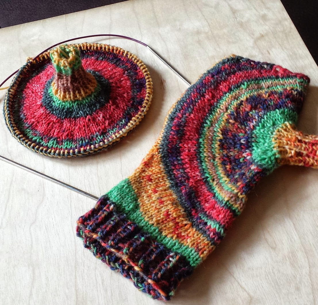 Beautiful Knitting and so On Oktober 2013 Gloves Knitting Pattern Of Contemporary 45 Images Gloves Knitting Pattern
