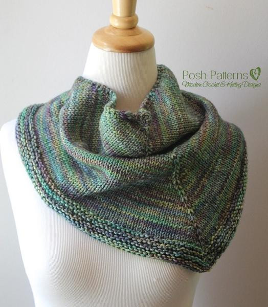 Beautiful Knitting Pattern Knit Triangle Scarf Pattern Cowl Triangle Scarf Pattern Of Top 49 Models Triangle Scarf Pattern