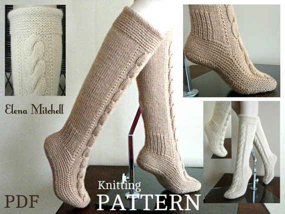 Beautiful Knitting Pattern Women Booties Adults socks Leg Warmers Knitted Booties for Adults Of Delightful 47 Images Knitted Booties for Adults
