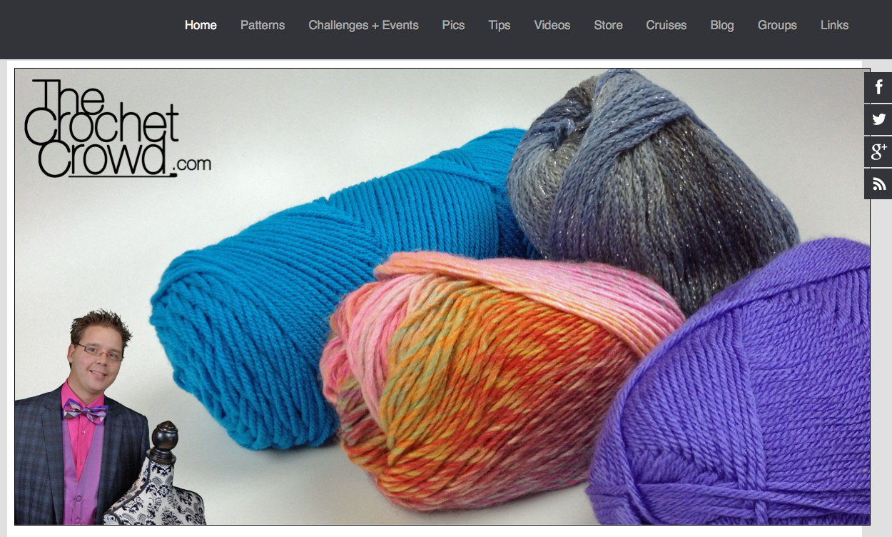 Beautiful Knot Just Yarn Blog Mikey Crochet Of New 49 Images Mikey Crochet
