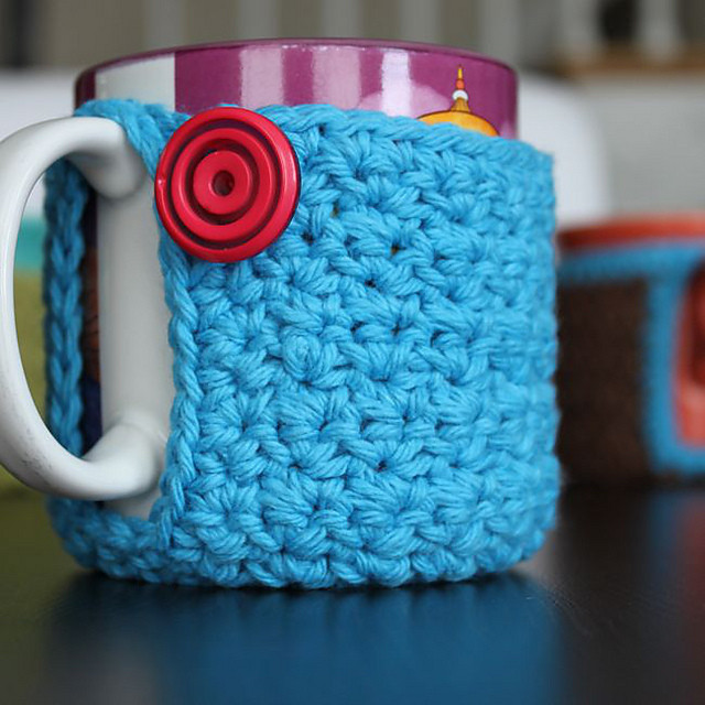 Beautiful Last Minute Crochet Gifts 30 Fast and Free Patterns to Crochet Cup Cozies Of Wonderful 42 Pics Crochet Cup Cozies
