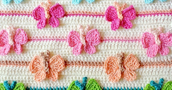 Beautiful Learn A New Crochet Stitch butterfly Stitch Knit and New Crochet Stitches Of Adorable 47 Photos New Crochet Stitches