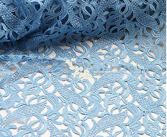 Beautiful Light Blue Lace Fabric Crocheted Lace Fabric Hollowed Out Crochet Lace Fabric Of Attractive 45 Images Crochet Lace Fabric