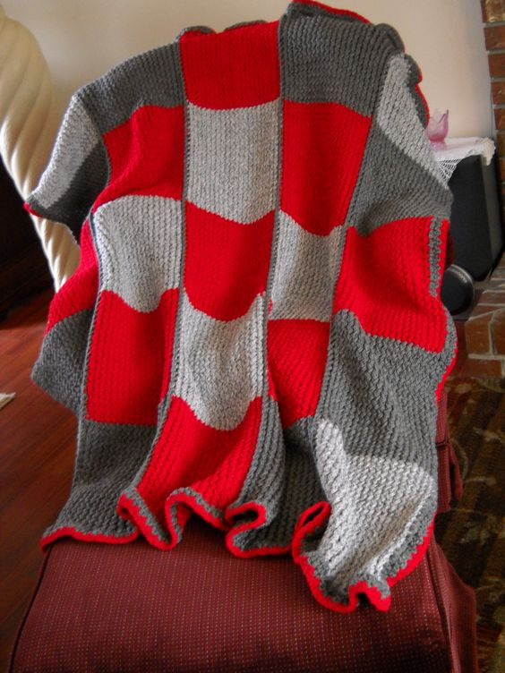 Beautiful Loom Knit Afghan Made with Various Knit Squares Love Afghan Loom Of Brilliant 47 Pictures Afghan Loom