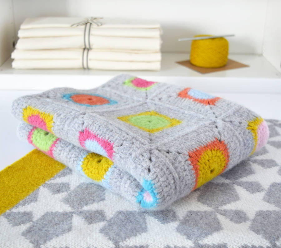 Beautiful Luxury Granny Square Crochet Blanket Kit by Warm Pixie Diy Baby Blanket Kits Of Delightful 48 Pictures Baby Blanket Kits