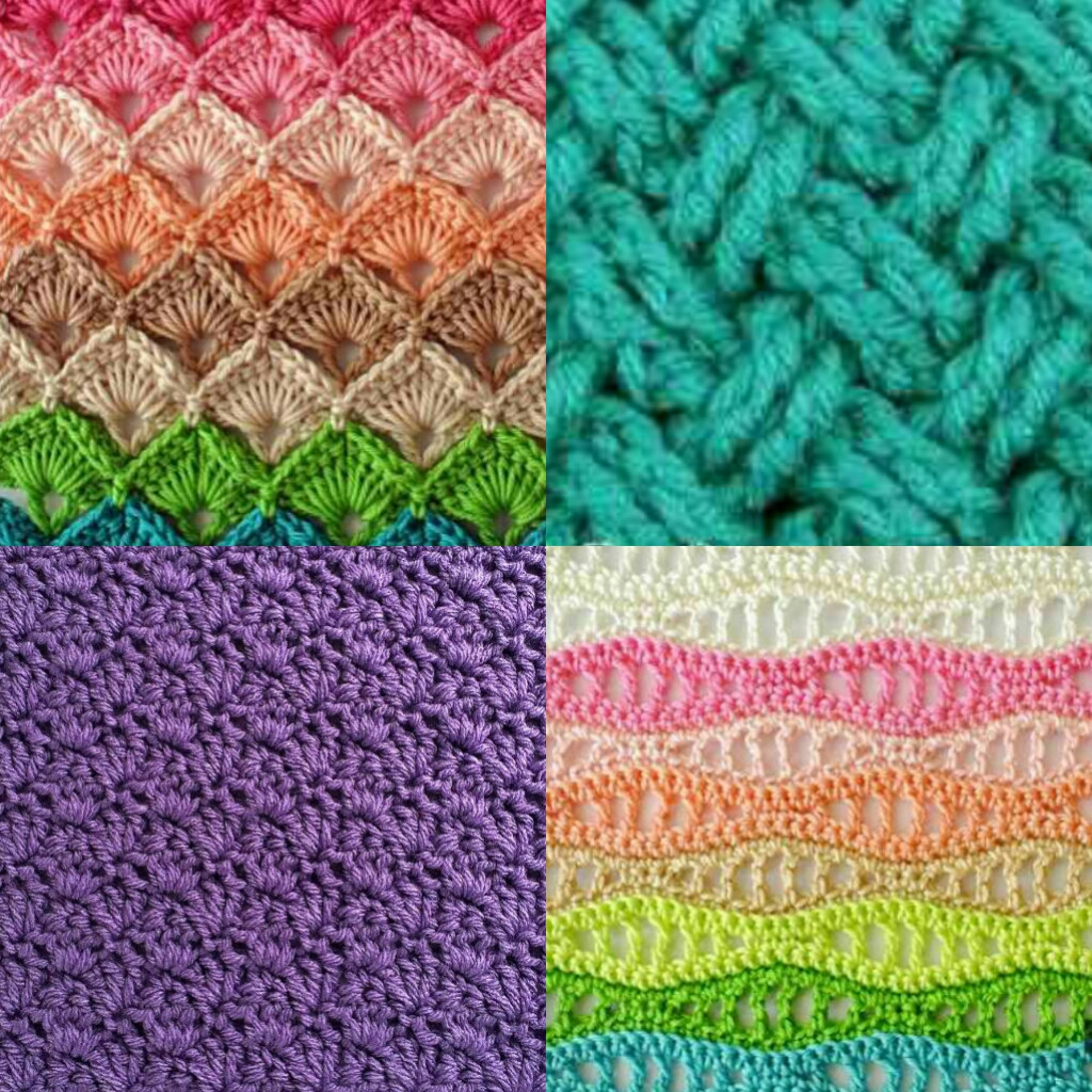 Beautiful Many Pretty Stitches Pretty Crochet Stitches Of Incredible 48 Pics Pretty Crochet Stitches