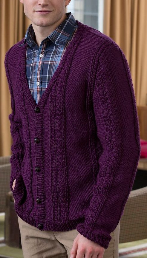 Beautiful Mens Cardigan Knitting Patterns Sweater Vest Mens Patterned Cardigan Of Charming 50 Models Mens Patterned Cardigan