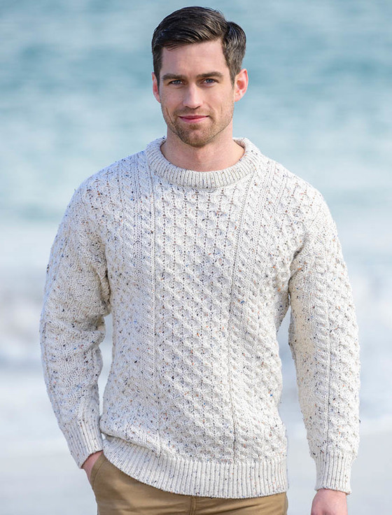 Beautiful Mens Wool Sweater Irish Wool Sweater Heavyweight Aran Irish Aran Sweater Of Fresh 40 Pics Irish Aran Sweater