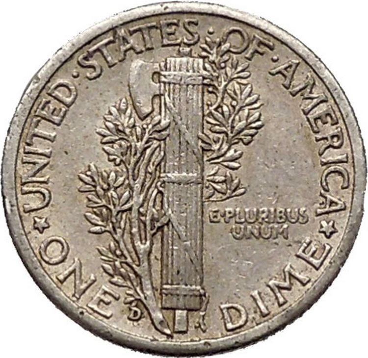 Beautiful Mercury Winged Liberty Head 1943 Dime United States Silver Lady Liberty Dime Of Adorable 45 Pics Lady Liberty Dime