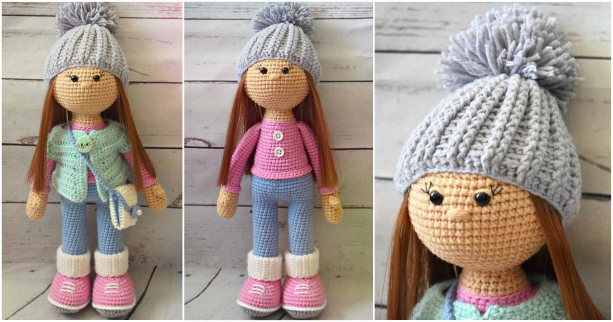 Beautiful Molly Doll – Crochet toy [free Pattern] Free Crochet toy Patterns Of Innovative 46 Photos Free Crochet toy Patterns