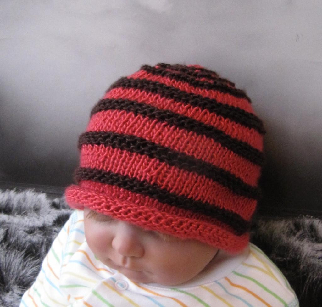 Beautiful My Crochet Part 385 Easy Knit Hat Of Brilliant 47 Pictures Easy Knit Hat