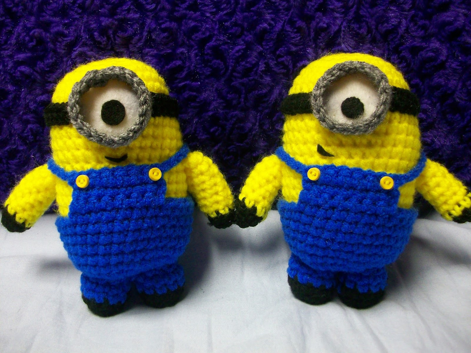 Beautiful My Crocheted World Despicable Me Minion Crochet Doll Free Minion Crochet Pattern Of Marvelous 44 Images Free Minion Crochet Pattern