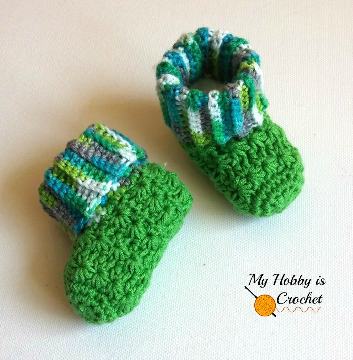 Beautiful My Hobby is Crochet Galaxy Baby Booties Free Crochet Crochet Newborn Baby Booties Of Incredible 49 Models Crochet Newborn Baby Booties