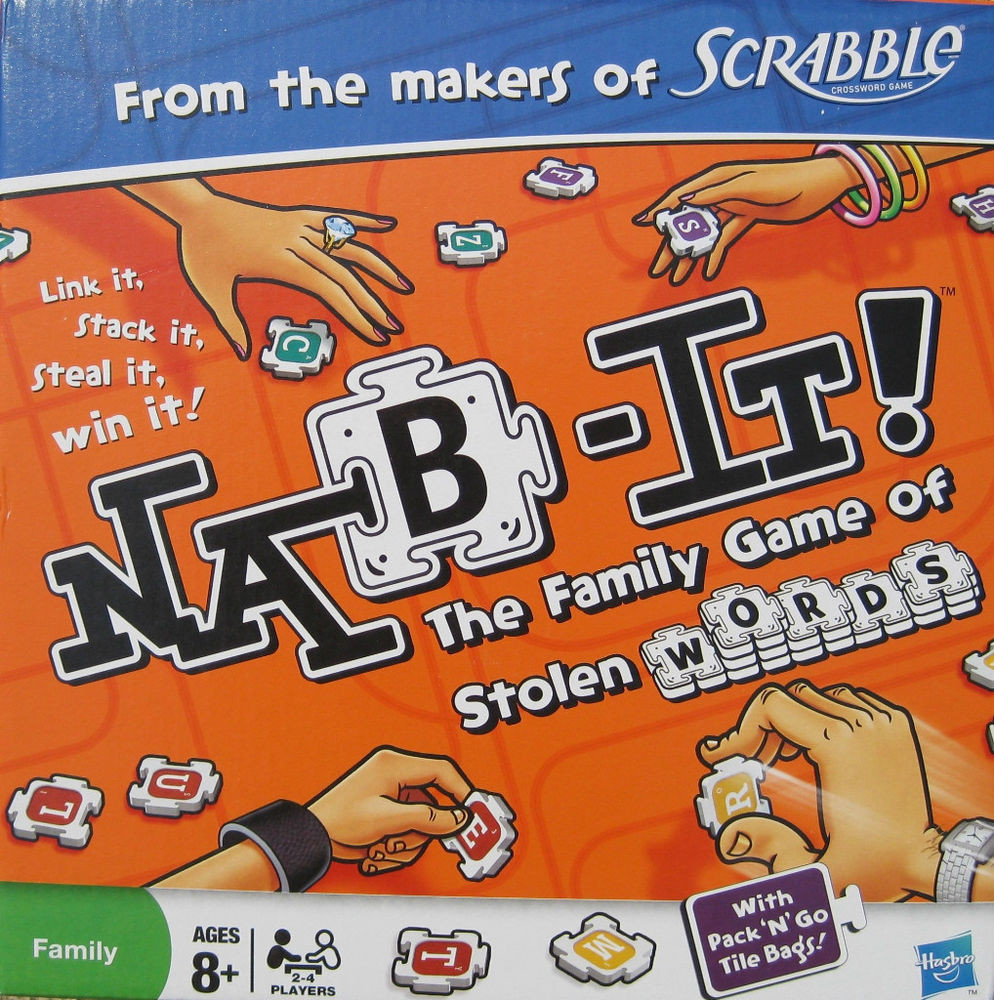 Beautiful Nab It From the Makers Of Scrabble Word Game New Family New Family Games Of Perfect 47 Ideas New Family Games