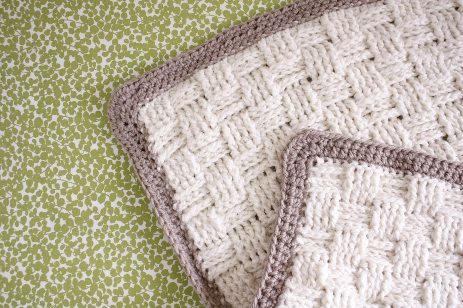 Beautiful Nesting Basket Weave Crochet Baby Blanket Basket Weave Pattern Of Marvelous 43 Pictures Basket Weave Pattern