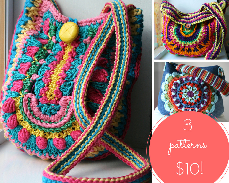 Beautiful New Boho Crochet Purse Pattern and A New Collection Of Boho Crochet Patterns Free Of Delightful 45 Photos Boho Crochet Patterns Free