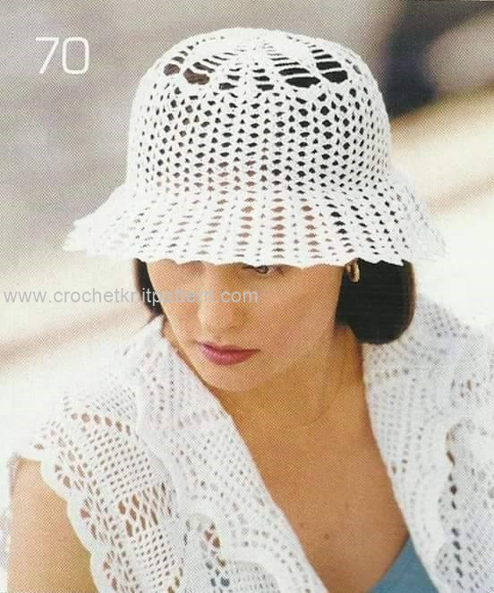 Beautiful New Crochet Sun Hat Patterns Crochet Summer Hat Pattern Of Incredible 46 Photos Crochet Summer Hat Pattern