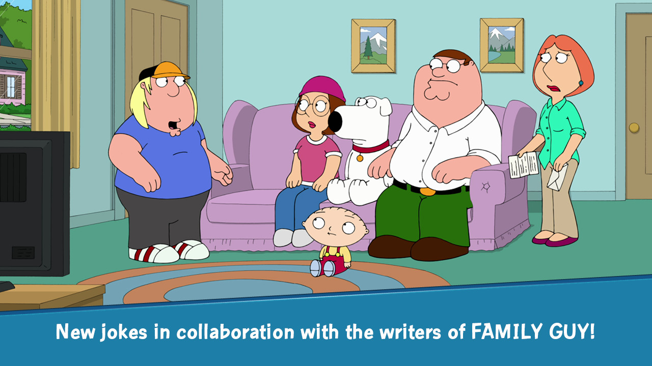Beautiful [new Game] Family Guy the Quest for Stuff Hits android New Family Games Of Perfect 47 Ideas New Family Games