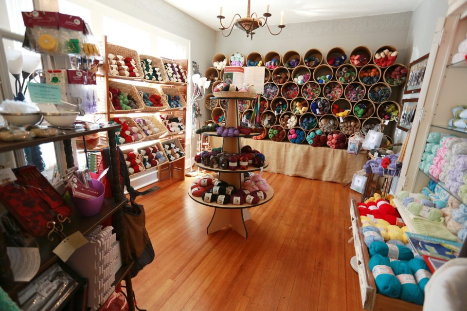 Beautiful Nomad Yarns Expands to Second Level Yarn Outlet Of Amazing 50 Photos Yarn Outlet
