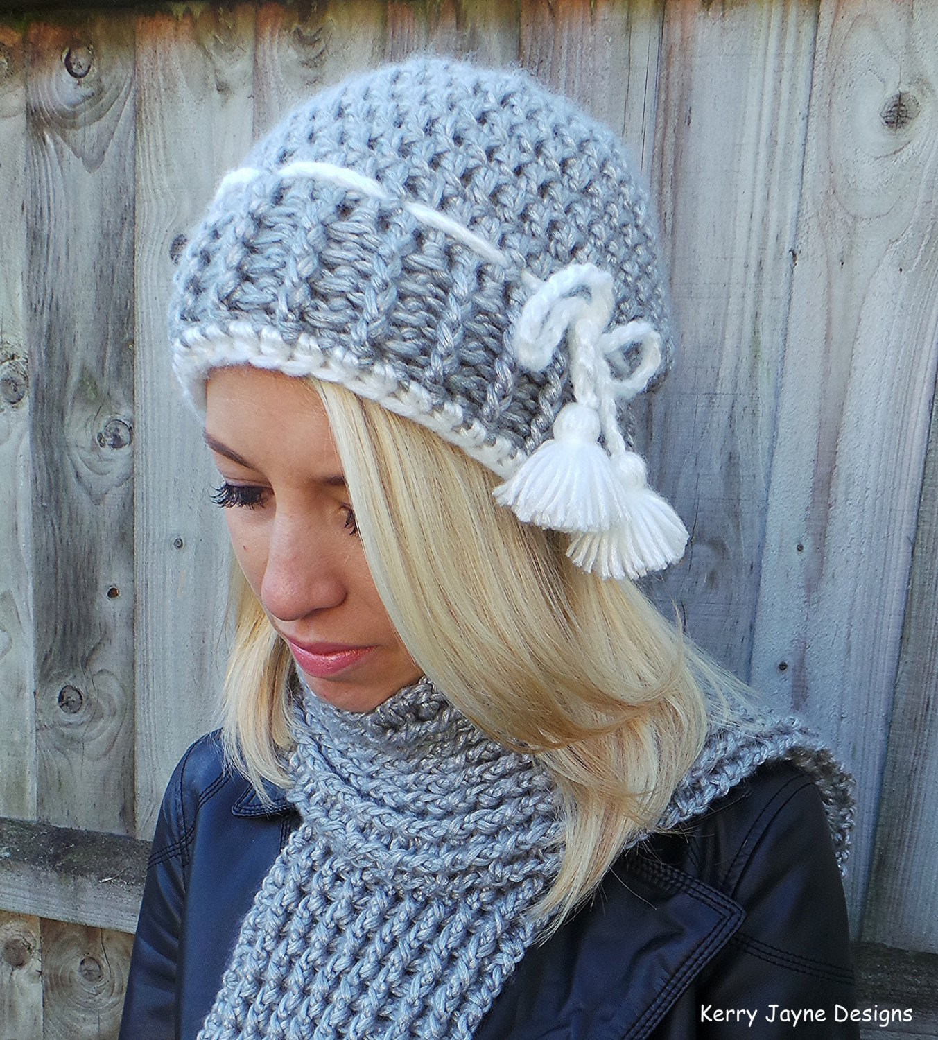 Beautiful nordic Tassel Crochet Pattern Crochet Hat Pattern Crochet Hat and Scarf Of Superb 50 Pics Crochet Hat and Scarf