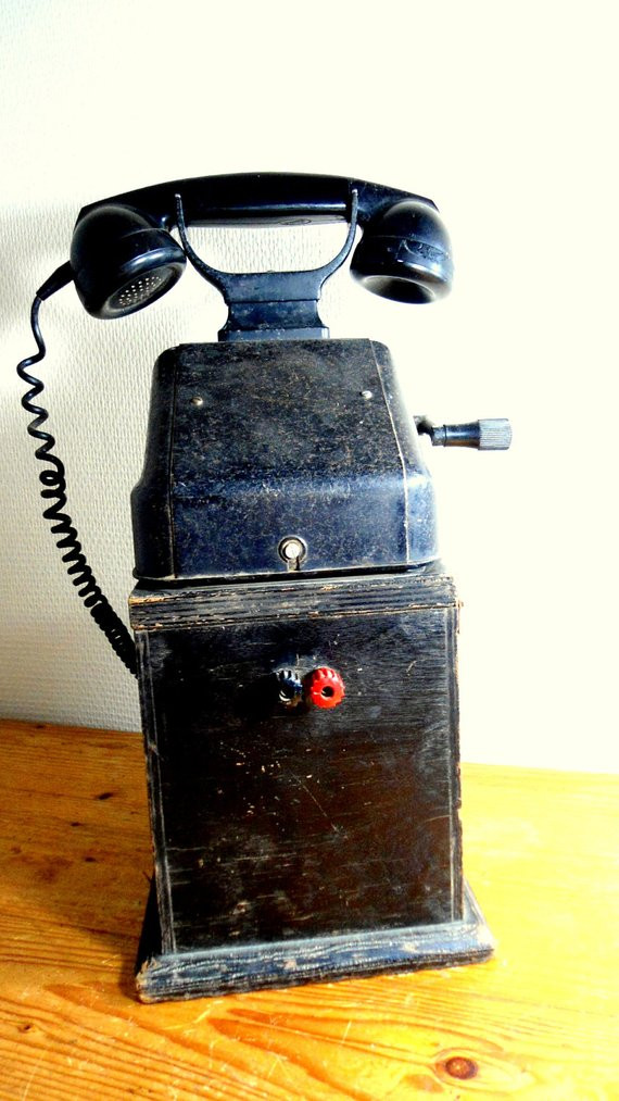 Beautiful Old Telephone Antique Phone Black Bakelite On Wooden Base Old Wooden Phone Of Adorable 43 Images Old Wooden Phone