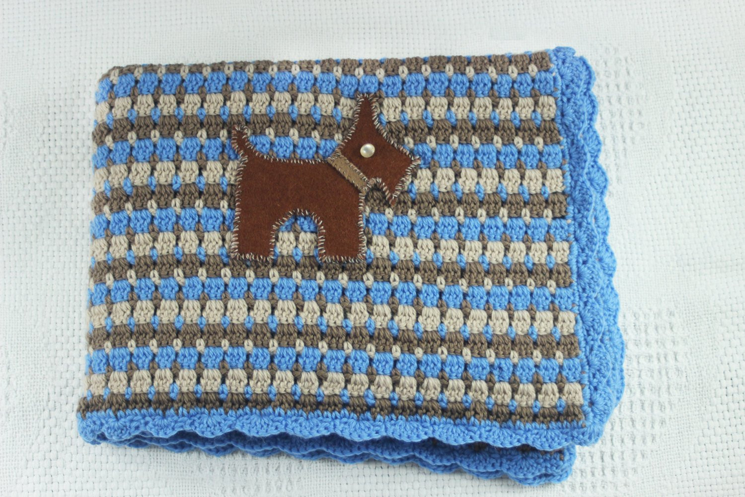 Beautiful On Sale Crib Size Crochet Baby Blanket In by thefrenchyarn Baby Blanket Size Crochet Of Contemporary 49 Pictures Baby Blanket Size Crochet