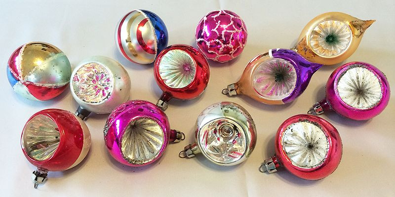 Beautiful ornaments European Glass at Cool Old Stuff for Sale Vintage Glass ornaments Of New 48 Ideas Vintage Glass ornaments