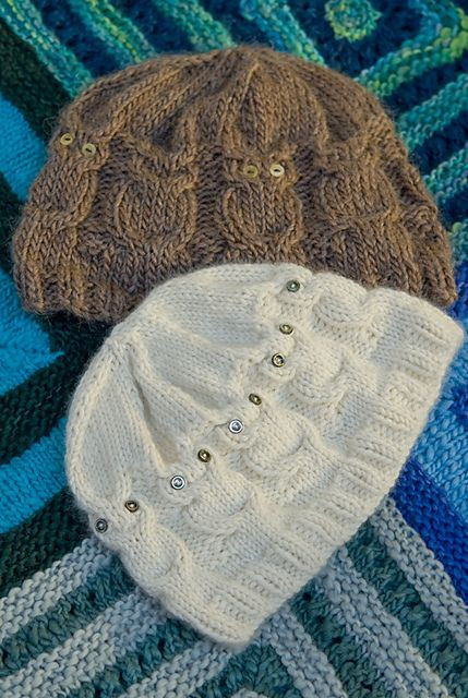 Beautiful Owl Hat Owl and Ravelry On Pinterest Knitted Owl Hat Of Amazing 40 Photos Knitted Owl Hat