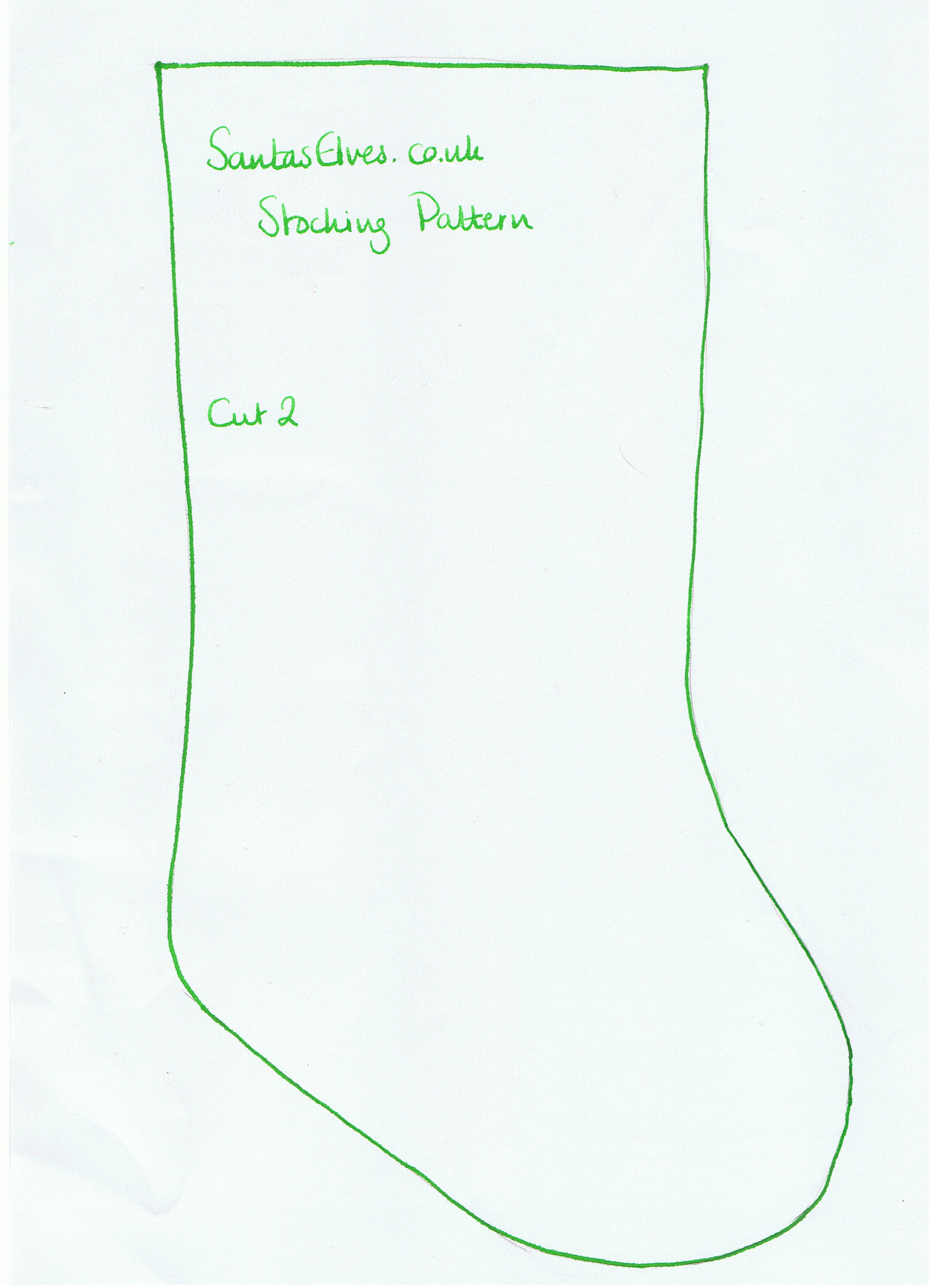 Beautiful Partytoo S Blog Free Christmas Stocking Pattern Of New 50 Images Free Christmas Stocking Pattern