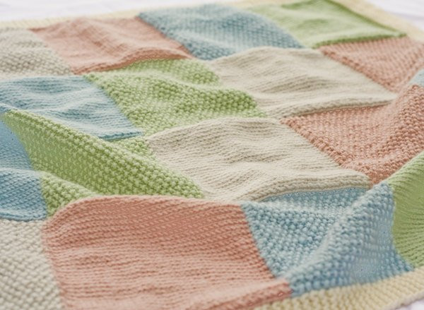 Beautiful Pastel Patchwork Hand Knitted Baby Blanket Merino Cashmere Hand Knitted Baby Blankets Of Gorgeous 42 Pics Hand Knitted Baby Blankets