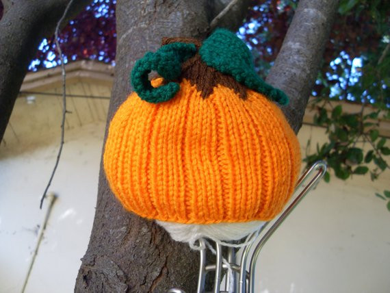 Beautiful Pattern Knit Pumpkin Hat with Leaf and Vine Premie to Pumpkin Hat for Adults Of Incredible 45 Photos Pumpkin Hat for Adults