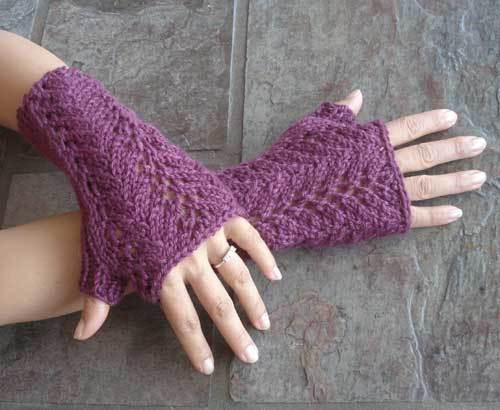 Beautiful Pdf Knitting Pattern for E Skein Lace Fingerless Gloves Knitted Fingerless Mittens Of Luxury 48 Images Knitted Fingerless Mittens