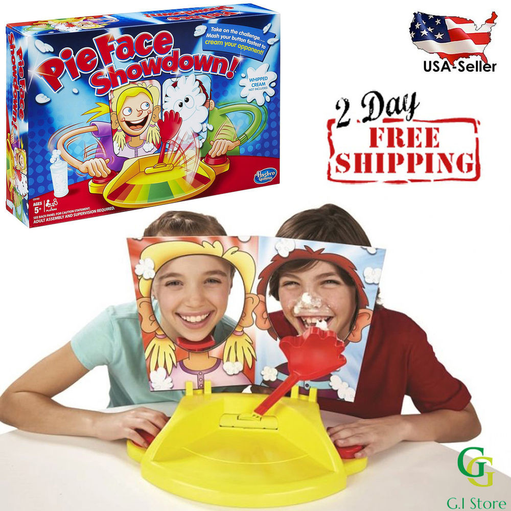 Beautiful Pie Face Showdown Game Family Kids Child Fun toy Party New Family Games Of Perfect 47 Ideas New Family Games