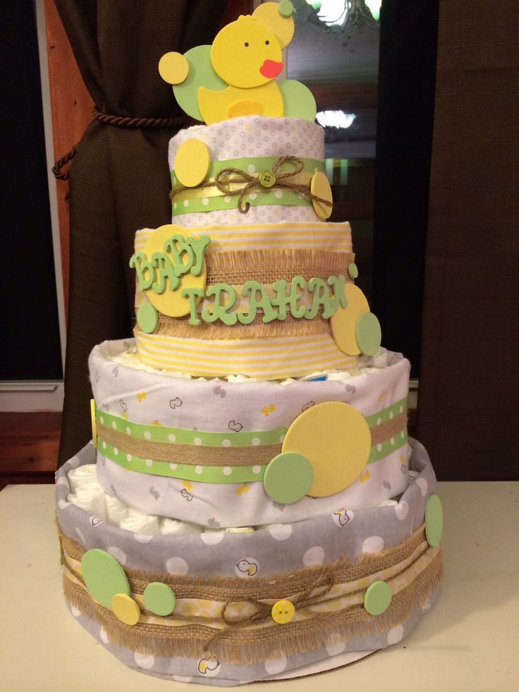 Beautiful Planning Gender Neutral Baby Shower Diapers Cake Baby Diaper Cake Ideas Of New 48 Pictures Baby Diaper Cake Ideas