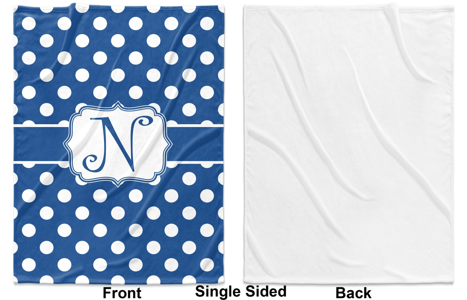 Beautiful Polka Dots Baby Blanket Personalized Polka Dot Baby Blanket Of Innovative 50 Pictures Polka Dot Baby Blanket