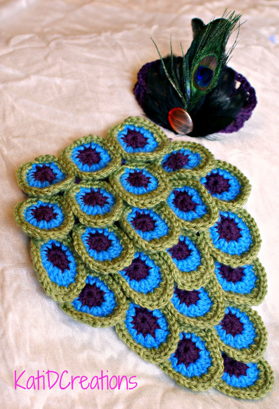 Beautiful Pretty Crochet Peacock Feather Patterns Round Up Crochet Peacock Feather Of Great 44 Models Crochet Peacock Feather