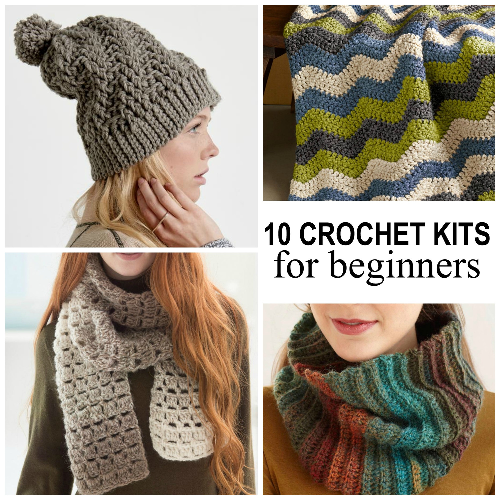 printable crochet patterns for beginners