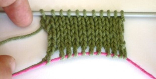 Provisional Knitted Cast [A How To Knitting Tutorial]