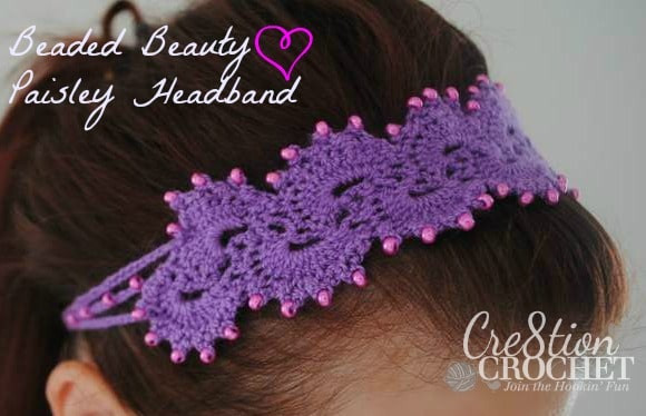 Beautiful Queen Anne S Lace Headband Cre8tion Crochet Stretchy Crochet Baby Headband Pattern Of Top 48 Images Stretchy Crochet Baby Headband Pattern