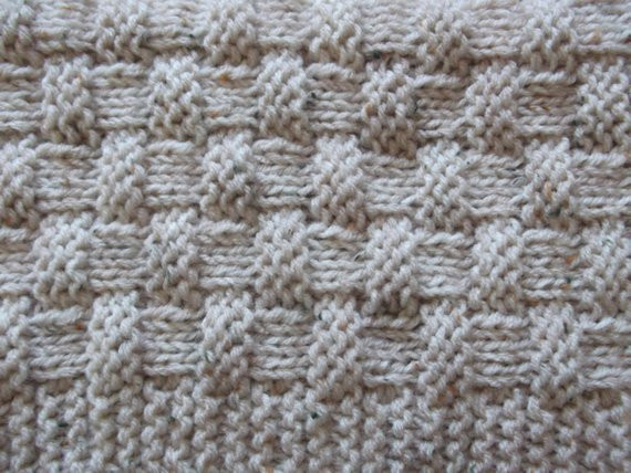 Beautiful Quick and Easy Basket Weave Baby Blanket Basket Stuffer Basket Weave Knitting Pattern Baby Blanket Of Marvelous 46 Pics Basket Weave Knitting Pattern Baby Blanket