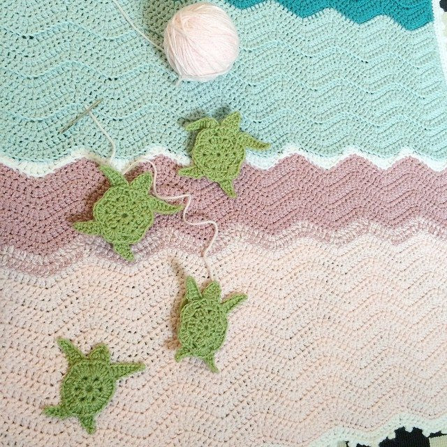 Beautiful Raimarie16 Crochet Ripple Turtle Blanket – Crochet Sea Turtle Crochet Blanket Pattern Of Beautiful Premier Sea Turtle Blanket Free Download – Premier Yarns Sea Turtle Crochet Blanket Pattern
